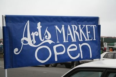 Welcome to the Dunedin Arts on Anzac - arts market