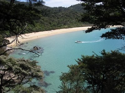 Abel Tasman, January 2006