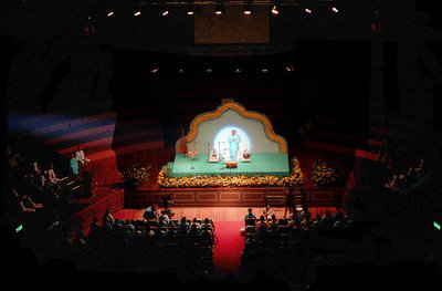 Sri Chinmoy Concert - Albert Hall
