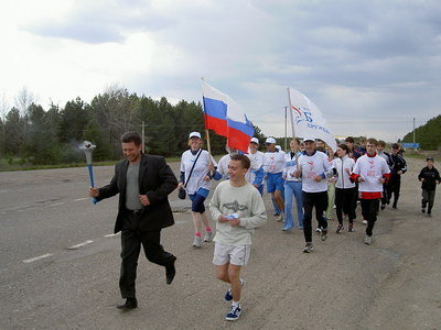Running chairman of sports committee of Danilovsky district