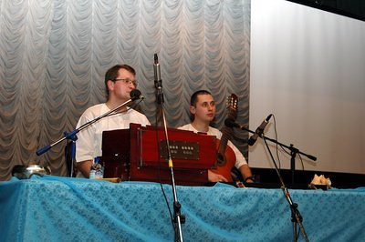 Concert of Nizhniy Novgorod boys in Moscow
