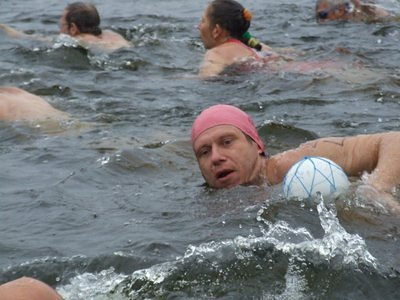 Duathlon in Moscow 2006