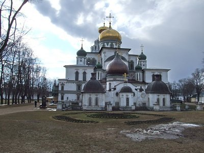 Easter in Moscow region