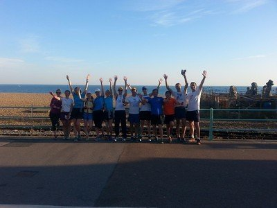 London to Brighton Runs