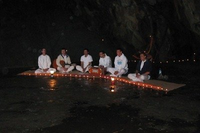 Ananda cave concert