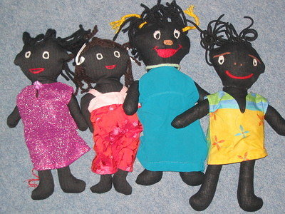 Dolls for Africa
