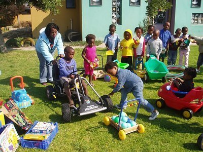 Philani Nutrition Centre - South Africa