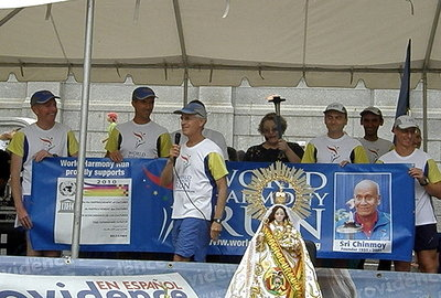 RI World Harmony Run at Bolivian-American Festival4
