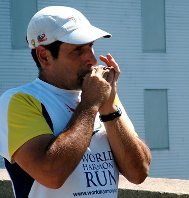2006 Harmony Run - Arpan's theme song accompaniment