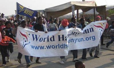 World Harmony Run South Africa 2005