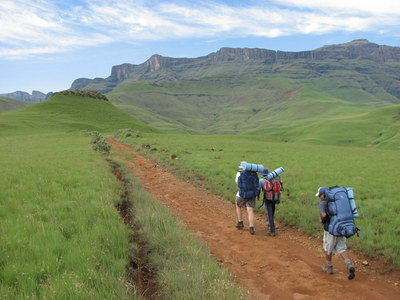 The High Drakensburg